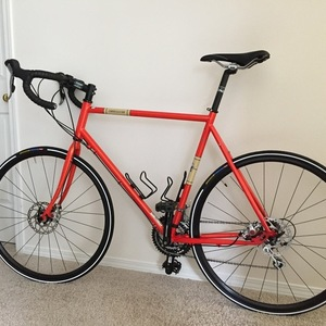 2012 Redline Metro Classic  Orange