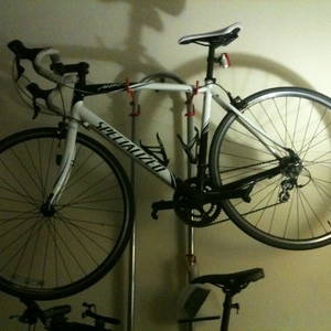 2010 Specialized Allez Elite Compact White