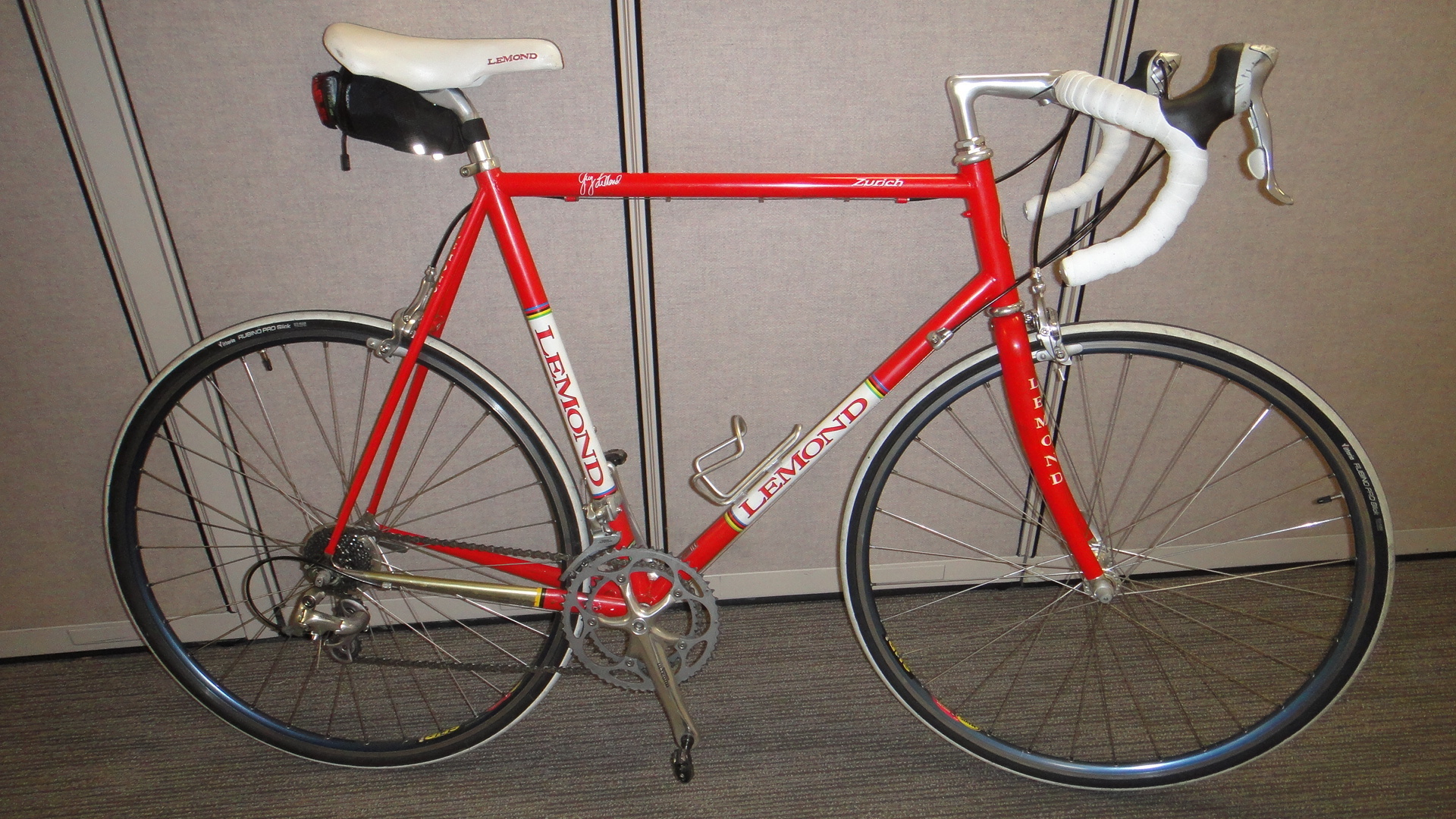 1997 LeMond Racing Cycles Zurich