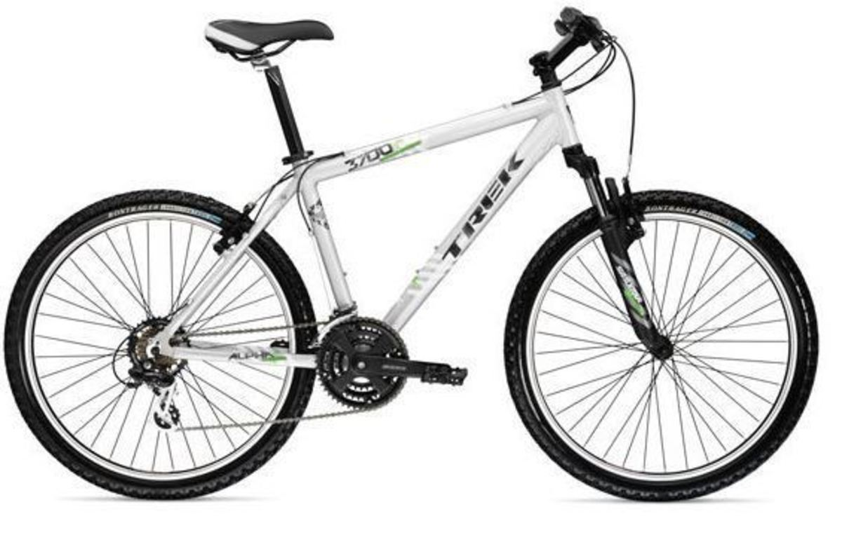 Recovered 2009 Trek 3700