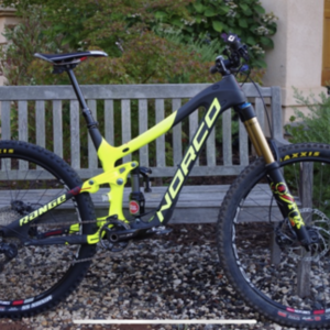 Norco Bikes Range Black