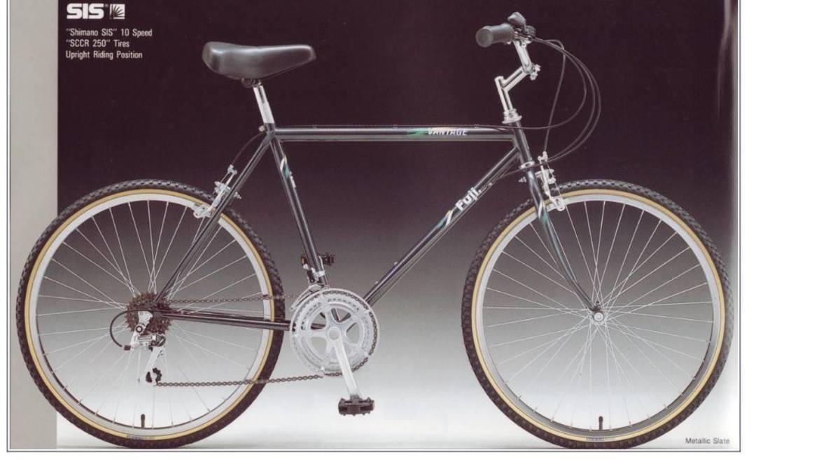 1989 Fuji Catalog