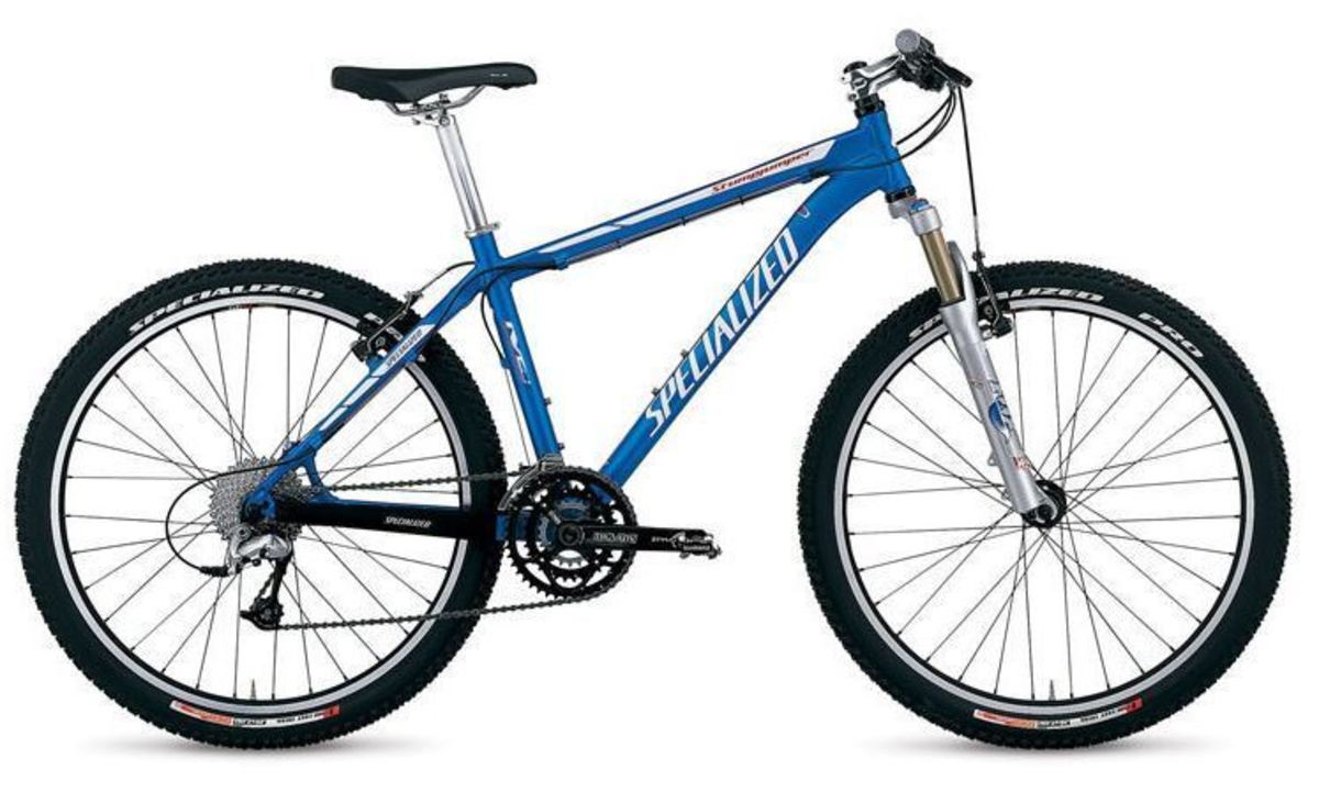 Specialized recovered 5-20-2015
