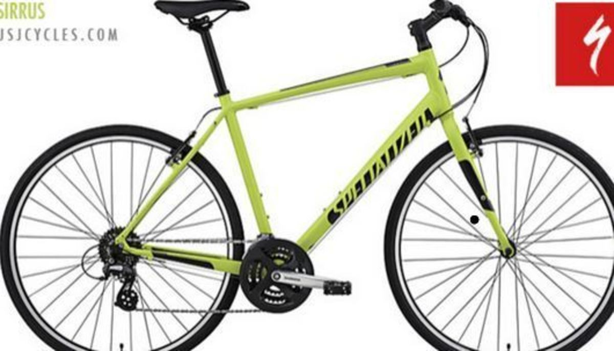 2015 Specialized Sirrus