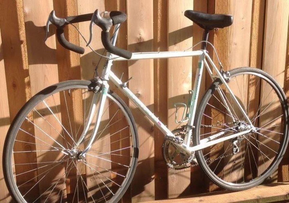 Bianchi Roadbike