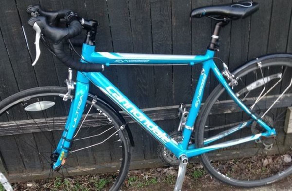 Cannondale Synapse alloy 7