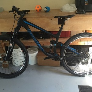 2015 Transition Bikes Scout Black