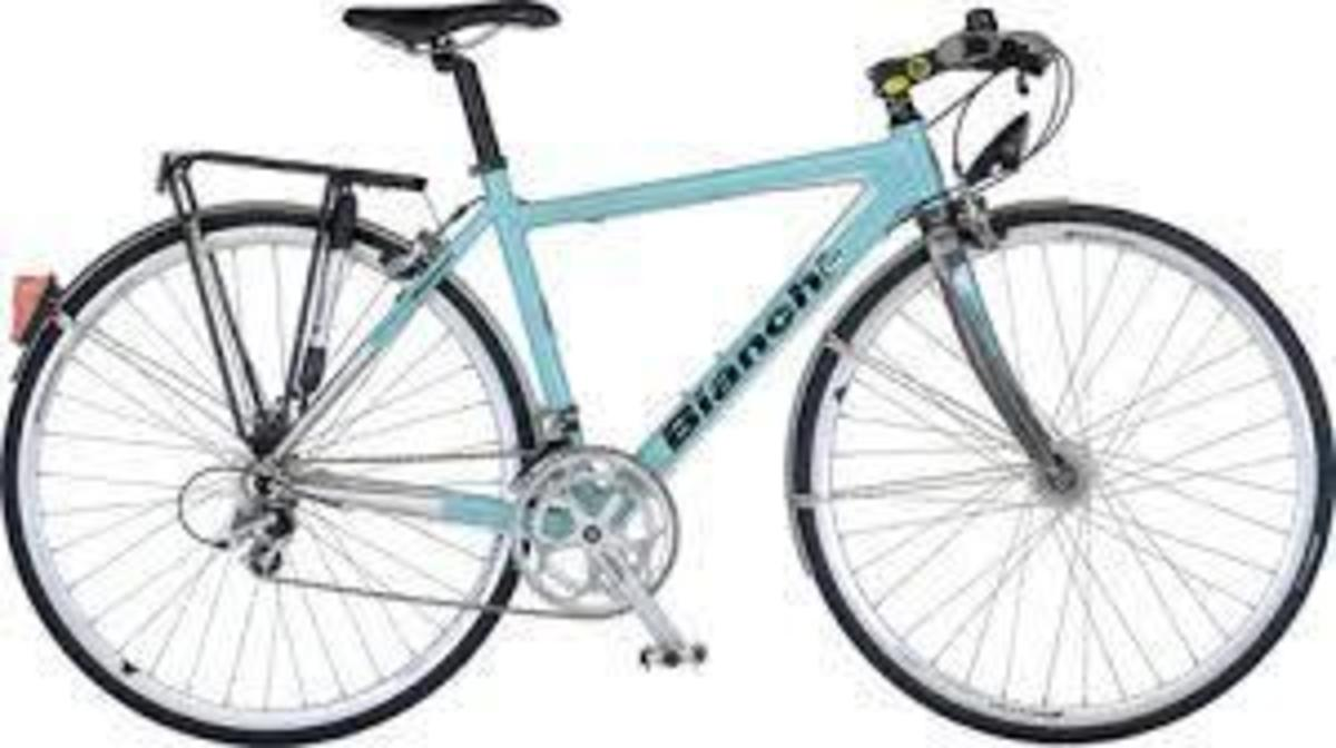Bianchi Bike Serial Number Location
