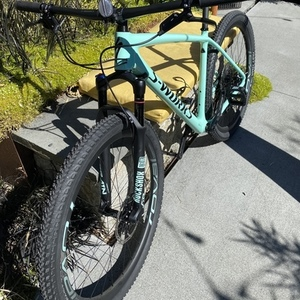 2020 Specialized SWroks Epic Hardtail Teal
