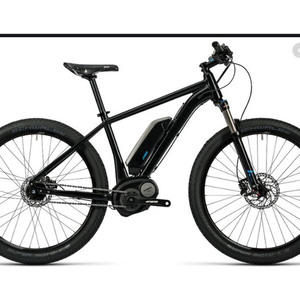 2016 Cube Electric Bosch drive 27.5 frame