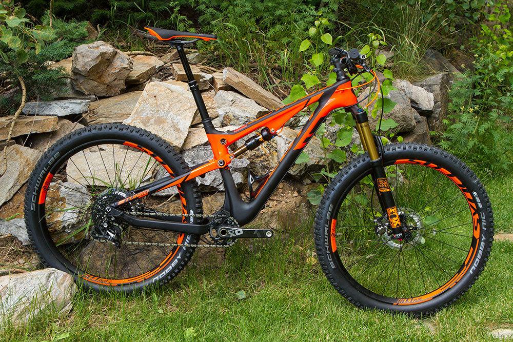Test: Scott Genius 700 Tuned Plus Bike - world of mtb Magazin