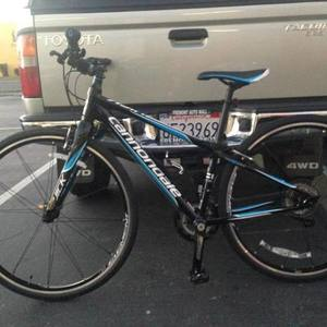 2014 Cannondale Quick 2 SL Black
