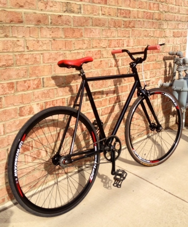 Stolen 2014 Critical Cycles Fixed Gear Single Speed Bike With