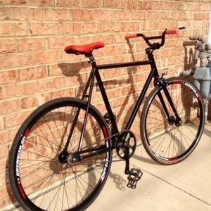 Stolen 2014 Critical Cycles Fixed Gear Single Speed Bike With Bmx