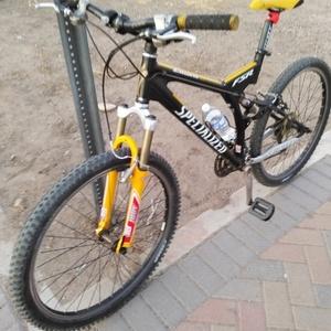 Stolen 2001 Specialized Enduro FSR
