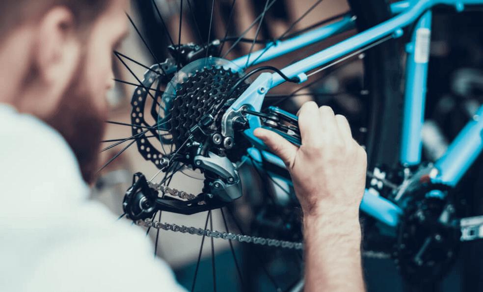 bike derailleur