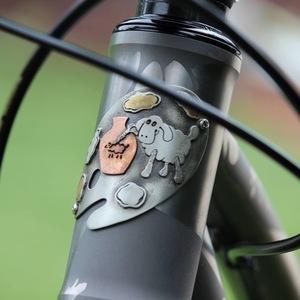 2013 Black Sheep Bikes custom soft tail