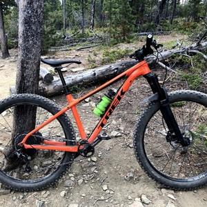 2018 Trek Roscoe Orange