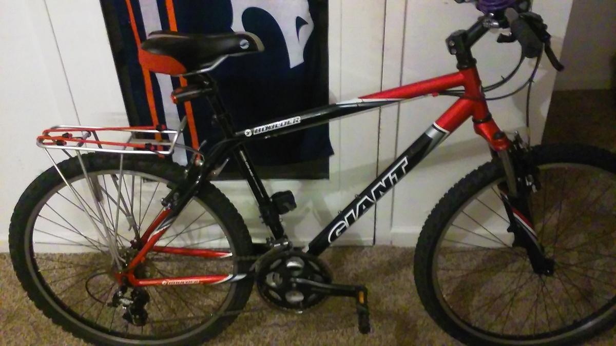 Stolen 2000 Giant mountain bike