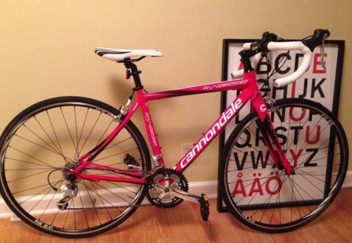 2012 Cannondale Synapse 7