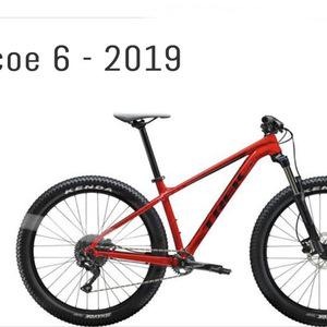 2019 Trek Roscoe 6 Red