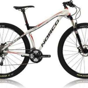 2013 Norco Bikes White 18.5 inch