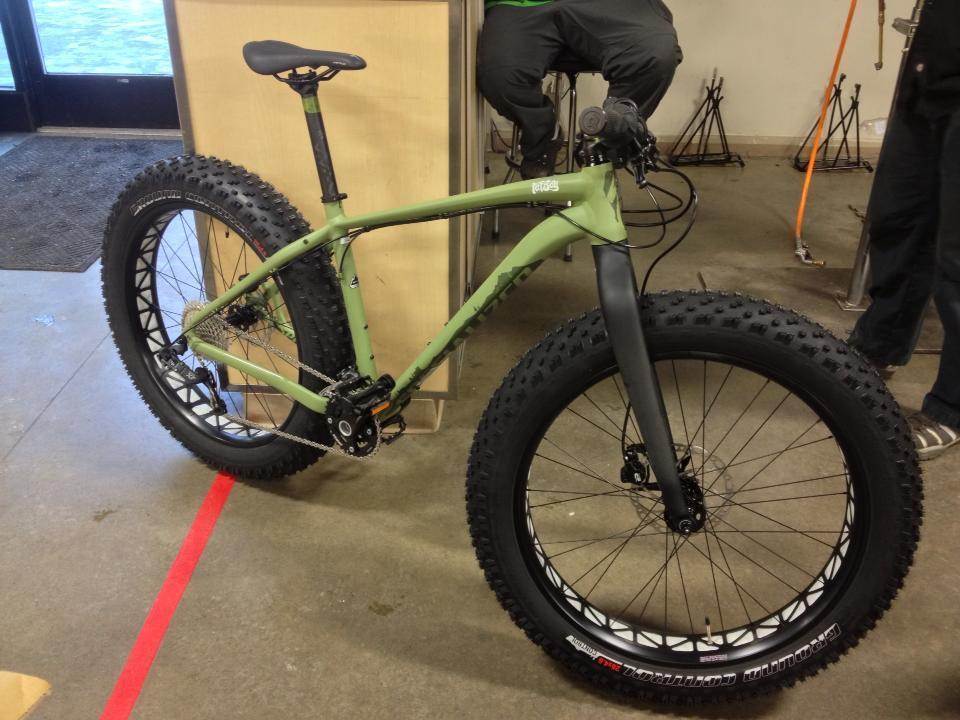 Stolen 2014 Specialized Fatboy