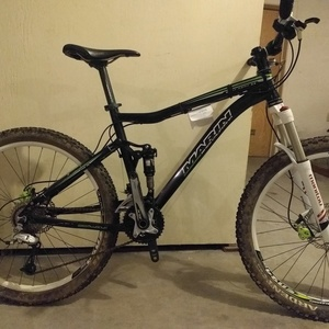 2012 Marin Bikes East Peak 5.5