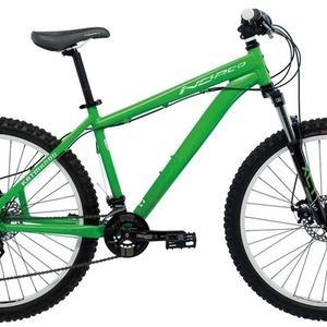 2017 Norco Bikes 6061 Alloy tubing