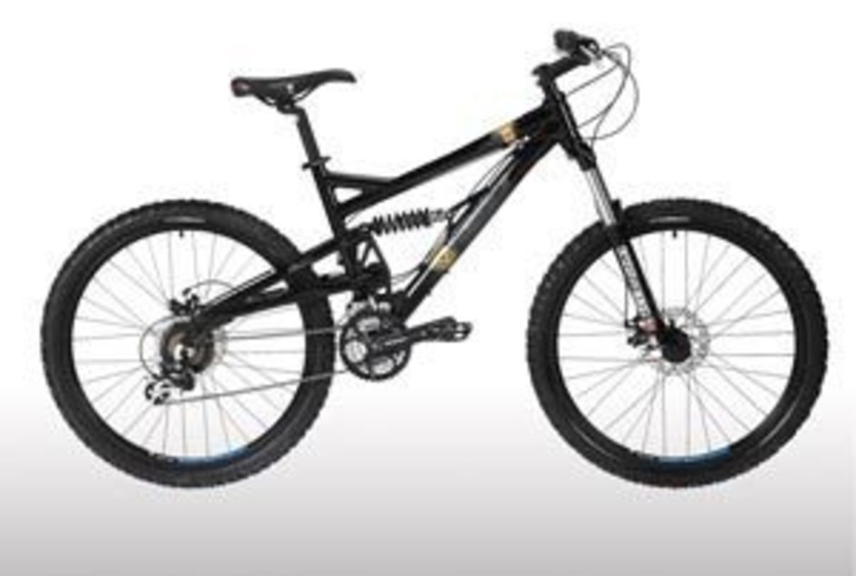 Stolen 2005 Iron Horse Bicycles Warrior Trail