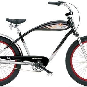 2008 Electra Flying Sue - black cruiser