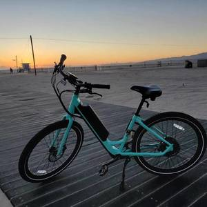 2020 Aventón Electric: Pace 500 Step Through
