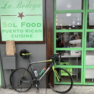 Cannondale Synapse Carbon 105 Triple Black and Green