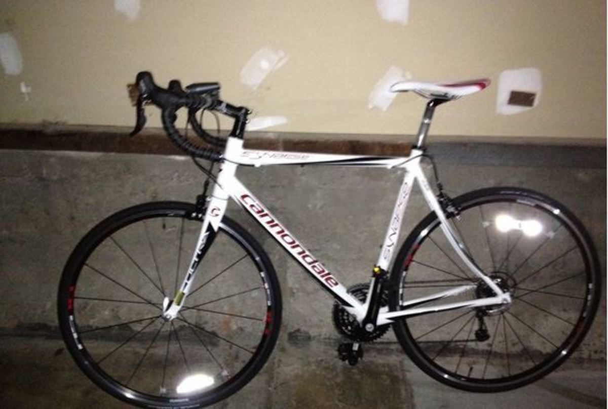 2012 Cannondale Synapse 5