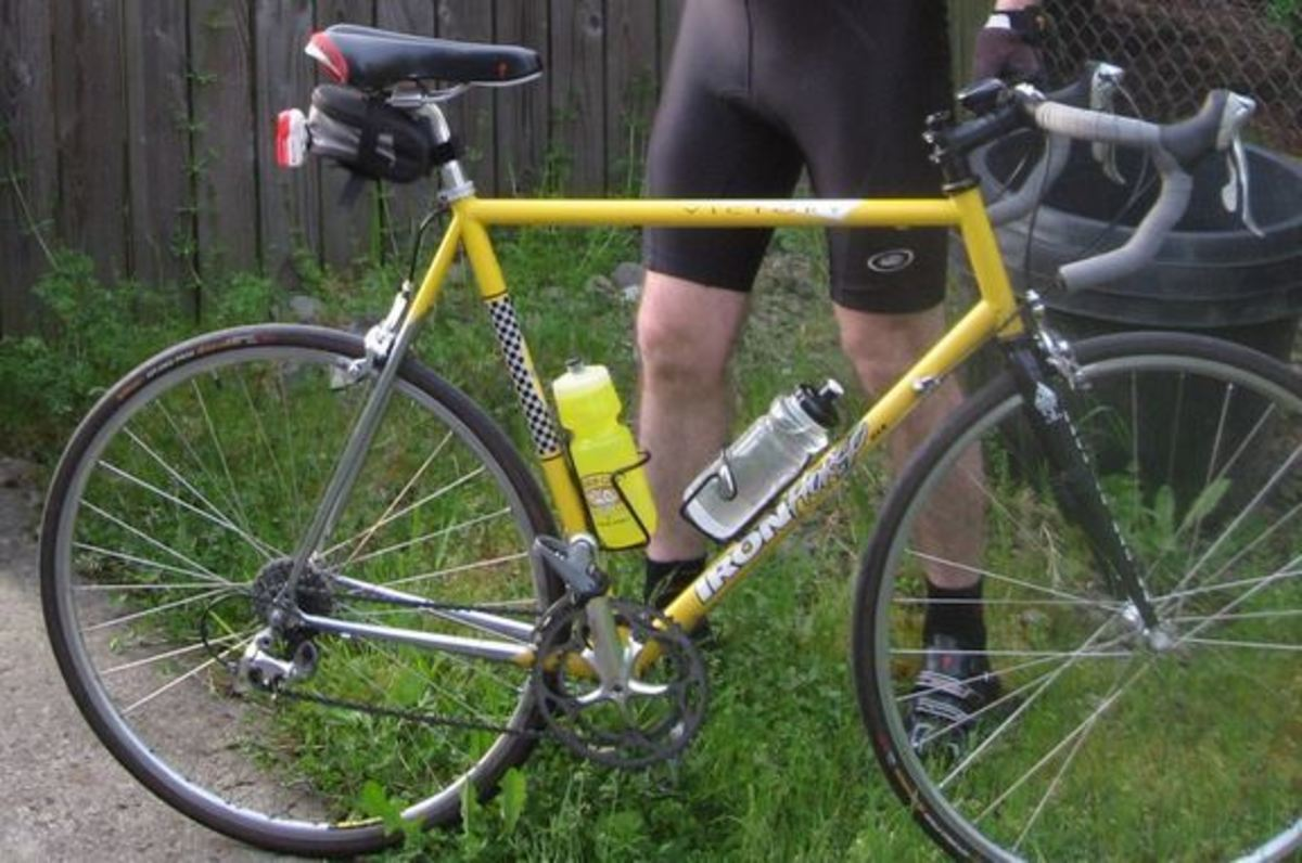 Iron Horse Bicycles Victory