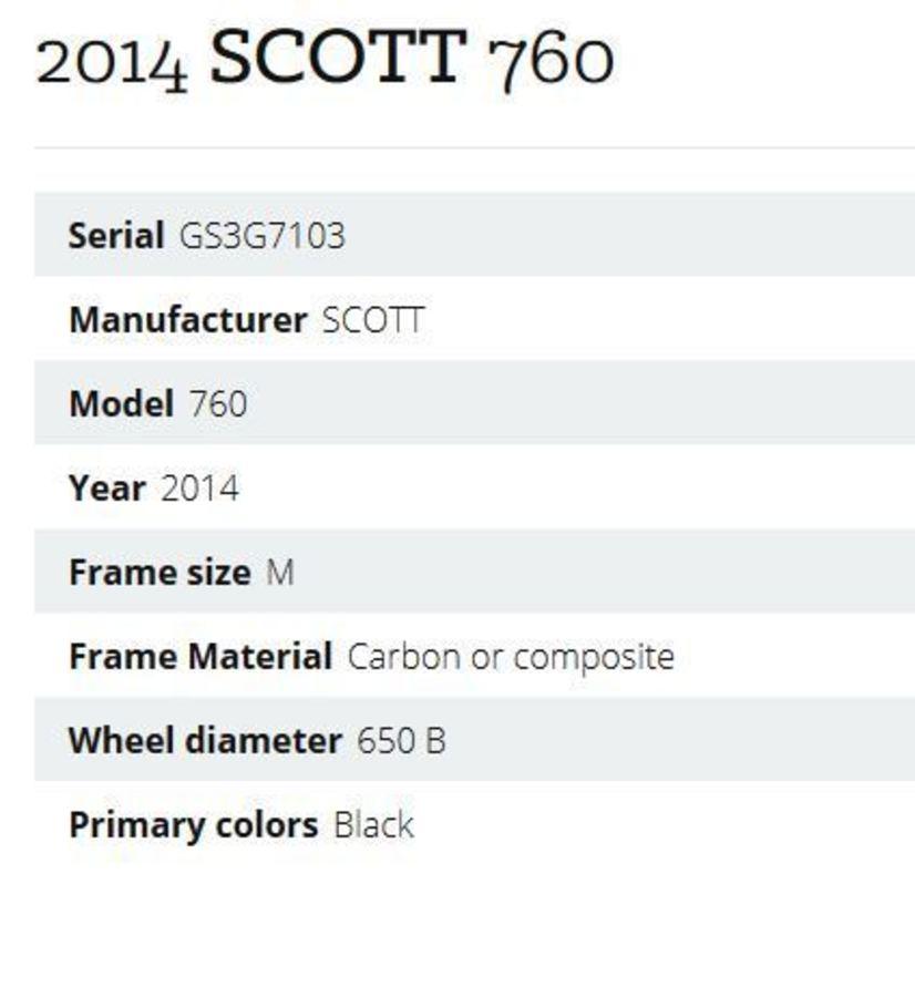 2014 SCOTT 760