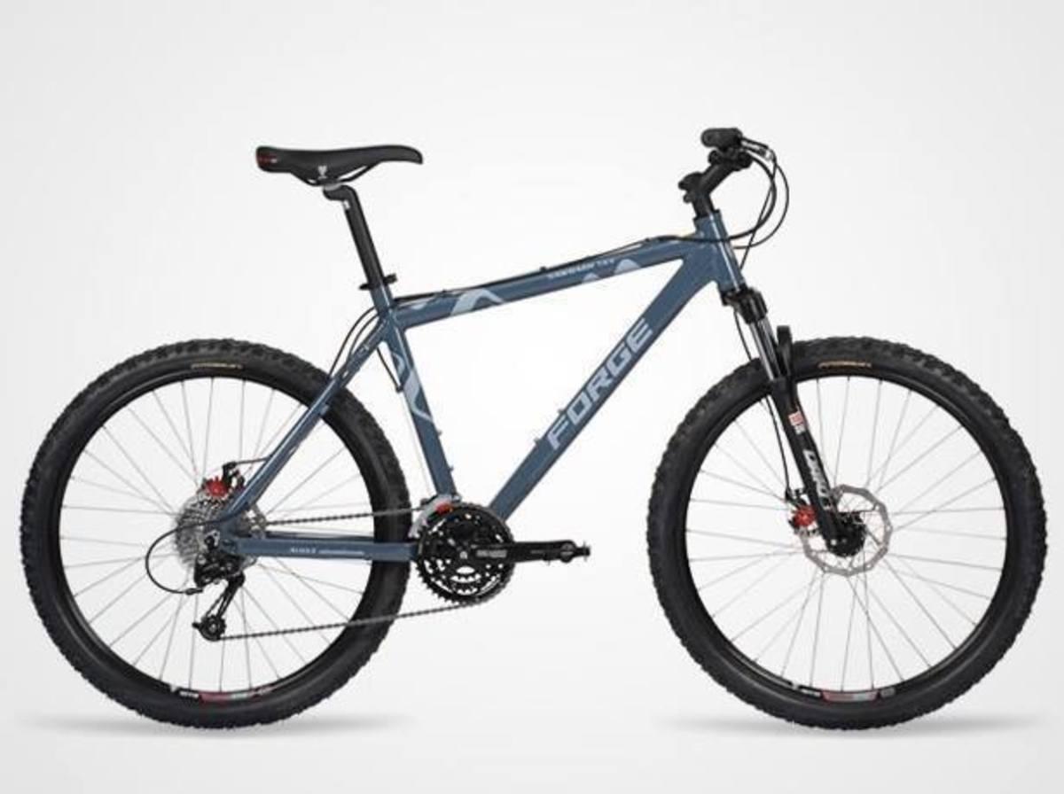 Stolen 2009 Forge Bikes Sawback 5xx