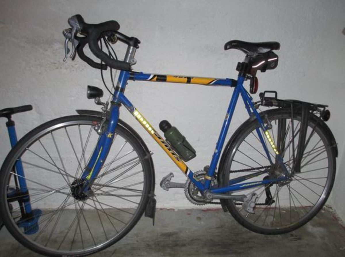 2000 Jamis Nova Roadbike