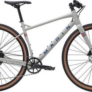 2021 Marin Bikes 21 MARIN DSX 1 Grey/Blue SM 700C