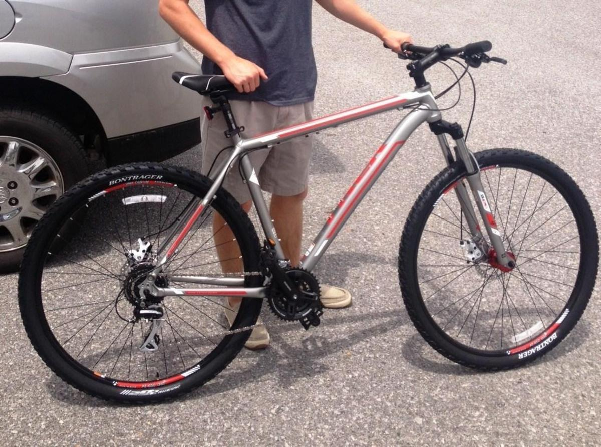 037f825e11e Stolen 2013 Trek Wahoo Gary Fisher Collection