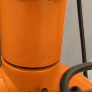Rad Power Bikes 6061 Aluminum Orange