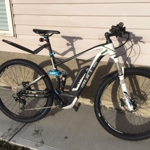 2018 BULLS Bikes M/L