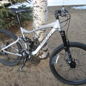 2008 Giant Reign 2