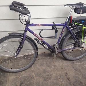 1997 Trek 850 Purple