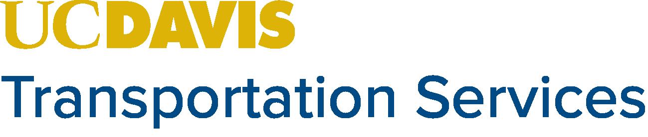 UC Davis Transportation Logo