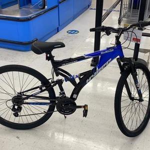 """2021 Hyper 27.5"""" Bear Mountain Bike, Aluminum"""