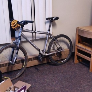 2001 Rocky Mountain Bicycles Trailhead