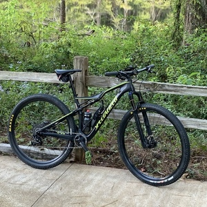 2017 Specialized Epic fsr comp carbon World Cup