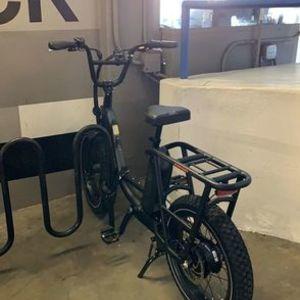 2021 Rad Power Bikes RadRunner 1 Electric Utility Bike Black