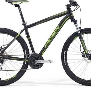 """Stolen 2016 Merida Bikes Big Seven 20-D 17"""""""